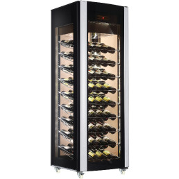 Weinkühlschrank für 81 Flaschen