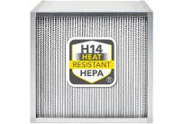 Schwebstofffilter H14 gegen Coronaviren